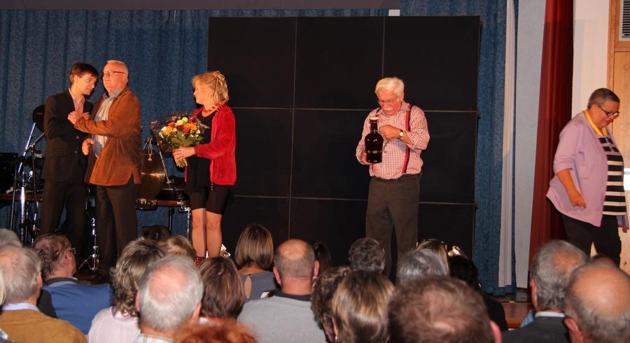 Herkules mit Christina und Richard Rieker