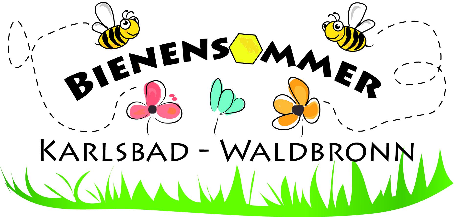 Bienensommer logo gemeinsam