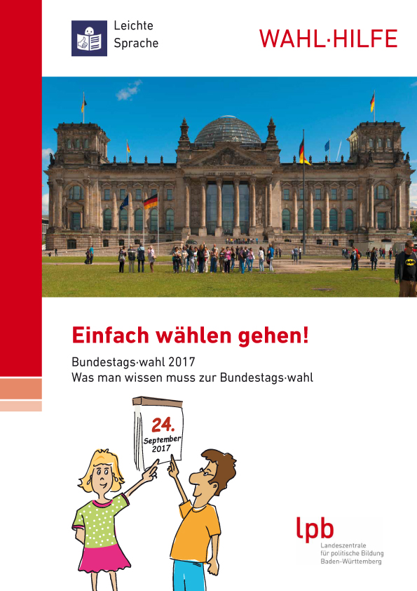 Wahlbroschüre Seite 1