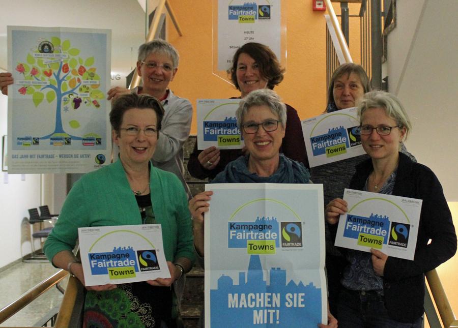 Steuerungsgruppe Fairtrade 2017