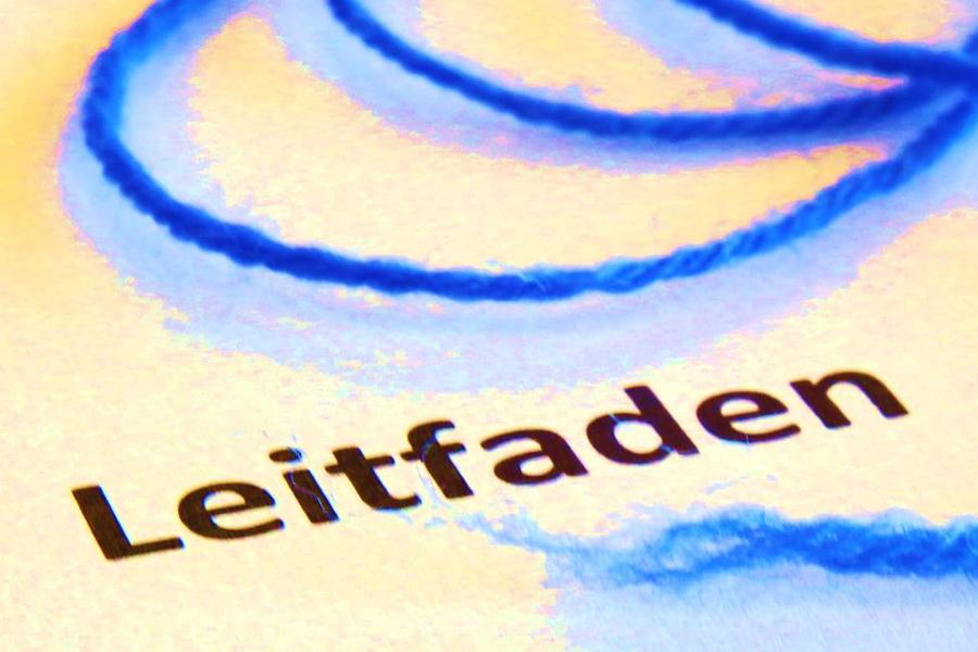 Deckblatt Leitfaden