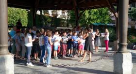 Kinderchor der Assomption-Schule