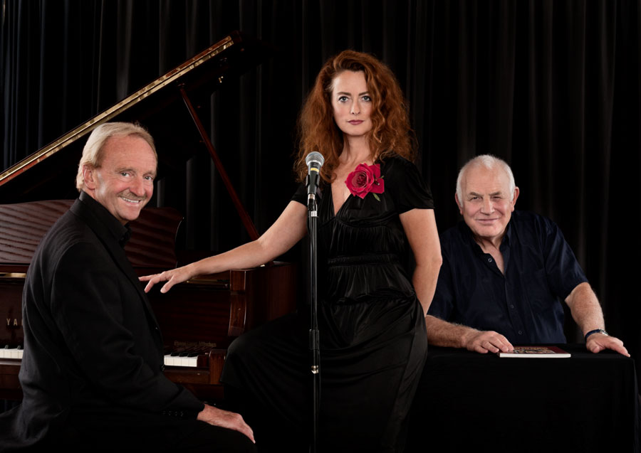 Ich tanze mit Dir in den Himmel hinein - Julia von Miller, Anatol Regnier und Frederic Hollay