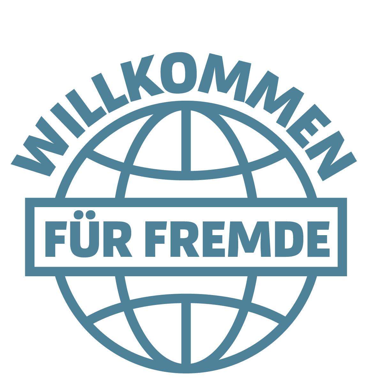 Arbeitskreis Willkommen für Fremde Logo