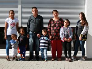 Bahnhofstrasse Familien