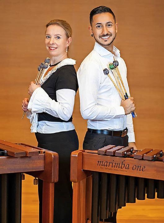 Katarzyna Mycka und Conrado Moya