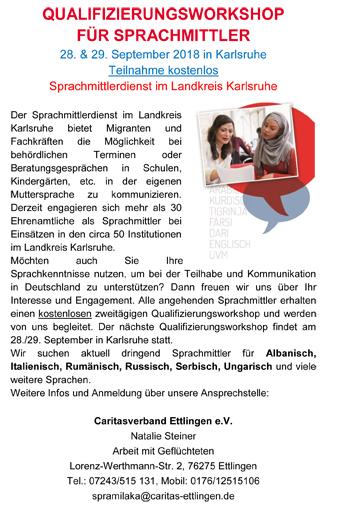 Sprachmittlerdienst