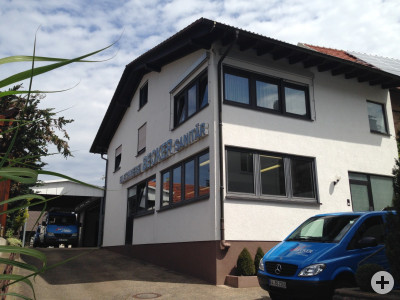 Büro & Werkstatt