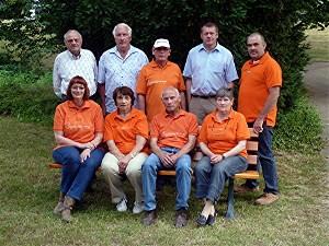 Vorstand im Jahre 2015