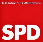 100 Jahre SPD Waldbronn