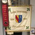 Freiwillige Feuerwehr Waldbronn Abteilung Busenbach Fahne