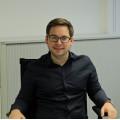 Nick Lamprecht ist seit 1. April stellvertretender Hauptamtsleiter.