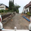 Arbeiten in der Josef-Löffler-Straße.