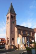 Katholische Kirche St. Katharina Busenbach