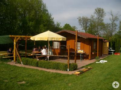 Vereinshütte des OGV Etzenrot