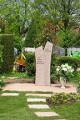 Gedenkstele beim anonymen Urnengrabfeld