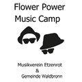 Flower Power Music Camp Flyer Blues Brothers