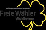logo der Freien Wähler Waldbronn
