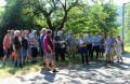 Traditionell findet die letzte Gemeinderatssitzung vor der Sommerpause im Grünen statt.
