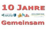 Logo Treffpunkt Karlsbad Waldbronn 10 Jahre