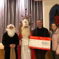 Kolpingsfamilie Reichenbach Spendenübergabe