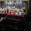 """Konzert Orchester Gut besucht war das """"Konzert zur Weihnachtszeit"""", mit dem der Musikverein """"Lyra"""" Reichenbach schon traditionell die Reihe der vorweihnachtlichen Veranstaltungen in Waldbronn schloss."""