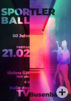 Sportler Ball 2020