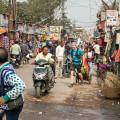 Norman Bücher unterwegs in Indien.    Bild: Thelonious Hartmann