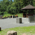 Grillplatz zwischen Reichenbach und Etzenrot.   Bild: Gemeinde Waldbronn