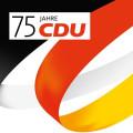 Logo 75 Jahre CDU