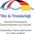 "Logo ""Vive la Freundschaft"""