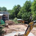 Der Erweiterungsbau der Waldschule Etzenrot kommt hinter die Schule.  Bild: Gemeinde Waldbronn