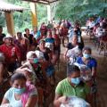 Honduras Lebensmittel Verteilung