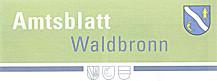 Amtsblatt Waldbronn