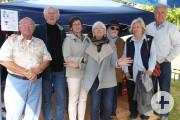 Französische und deutsche Comitémitglieder