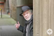 Darf niemals fehlen: Harald Hurst