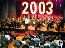 Neujahrskonzert Budapester Johann Strauß Sinfonieorchester
