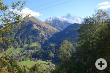 Wanderung durch die Bergwelt nach St. Nicolas