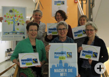 Steuerungsgruppe Fairtrade 2017