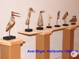 Axel Birgin, Karlsruhe, Objekte