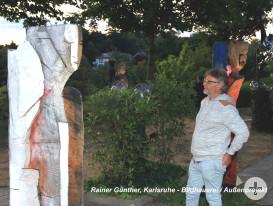Rainer Günther, Karlsruhe - Bildhauerei /Außenprojeklt