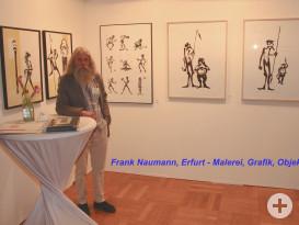 Frank Naumann, Erfurt - Malerei, Grafik, Objekte