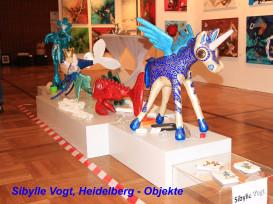 Sibylle Vogt, Heidelberg - Objekte