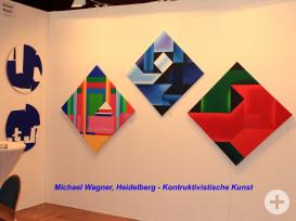 Michael Wagner, Heidelberg - Konstruktivistische Kunst