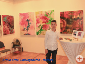 Armin Eltze, Ludwigshafen - Malerei