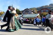 Folklore-Tanz
