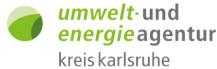 Logo Umwelt- und Energieagentur Landkreis Karlsruhe