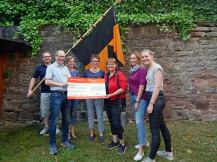 Spendenübergabe Kolpingsfamilie Reichenbach