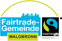 Logo Fair Trade Waldbronn
