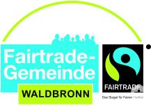 Fairtrade-Logo Waldbronn